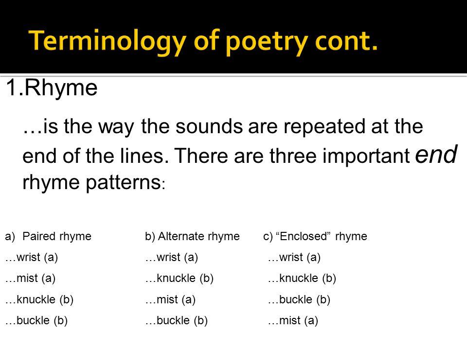  1.Read the poem, define terms (denotation, connotation)  2.