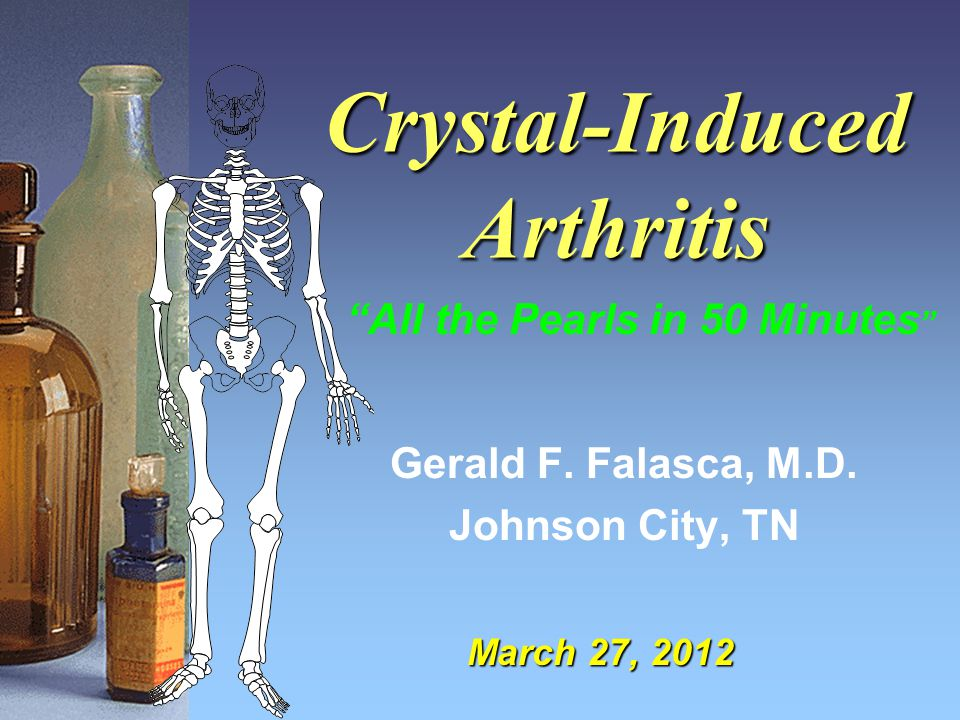 Intra-Articular Steroids One or a few joints.Not useful for polyarticular or soft-tissue gout.