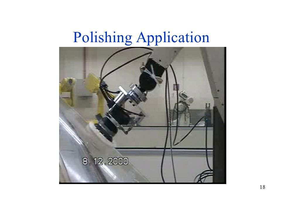 18 Polishing Application