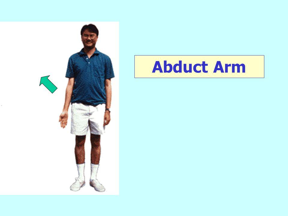 Circumduction of Hip