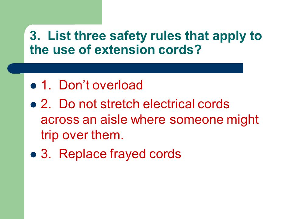 25. Safety Color Codes To designate caution Red Orange Green Yellow Purple