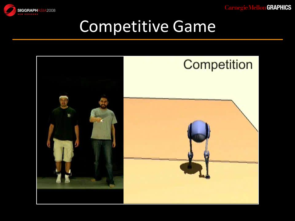 Competitive Game