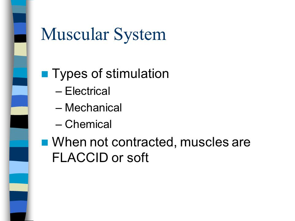 Skeletal Muscle Tissue Origin Action or body Insertion Contracted Relaxed Contracted