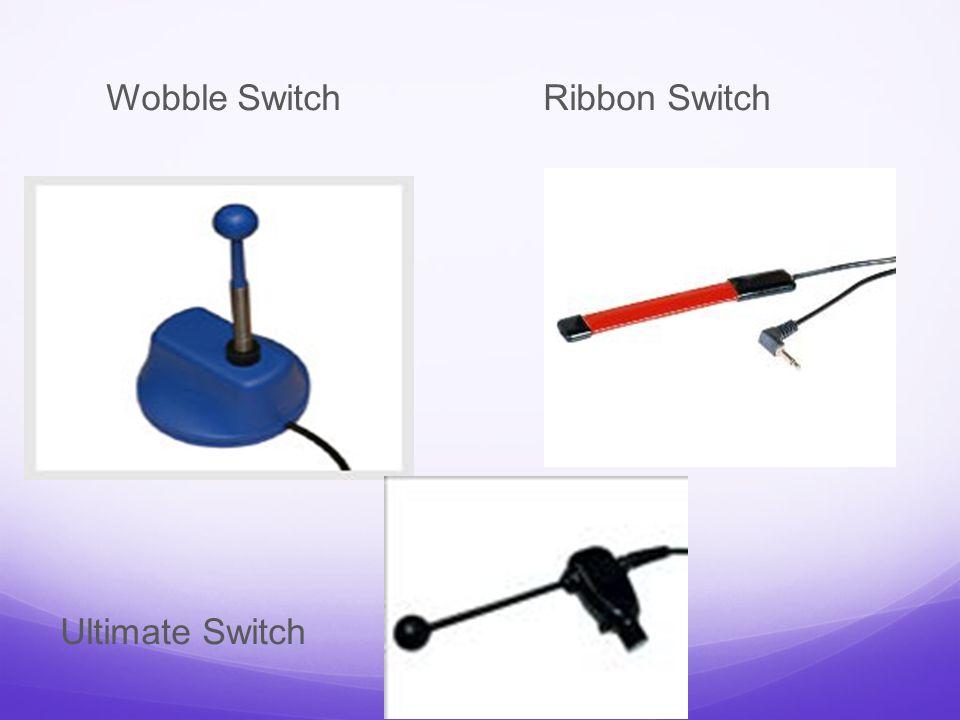 Wobble Switch Ribbon Switch Ultimate Switch