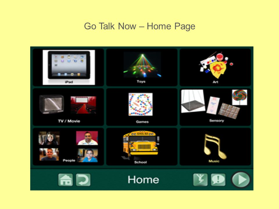 Go Talk Now – Home Page