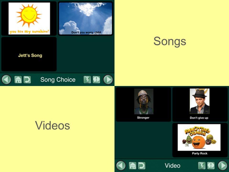 Songs Videos