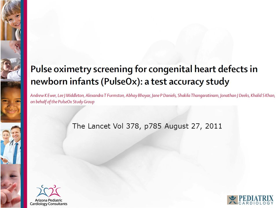 The Lancet Vol 378, p785 August 27, 2011
