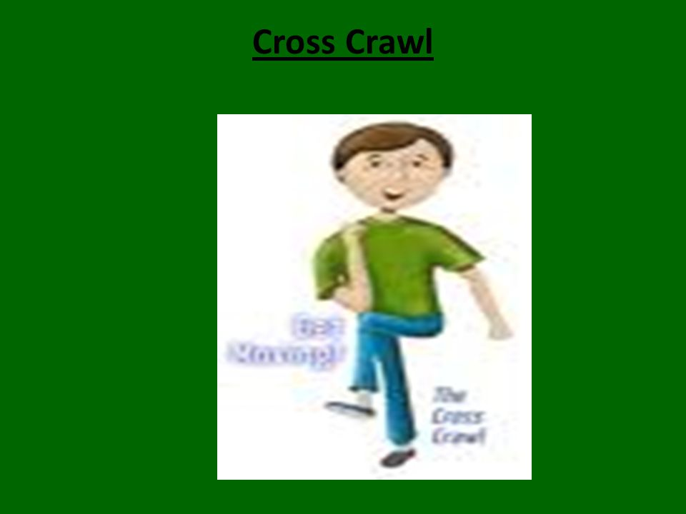 Cross Crawl