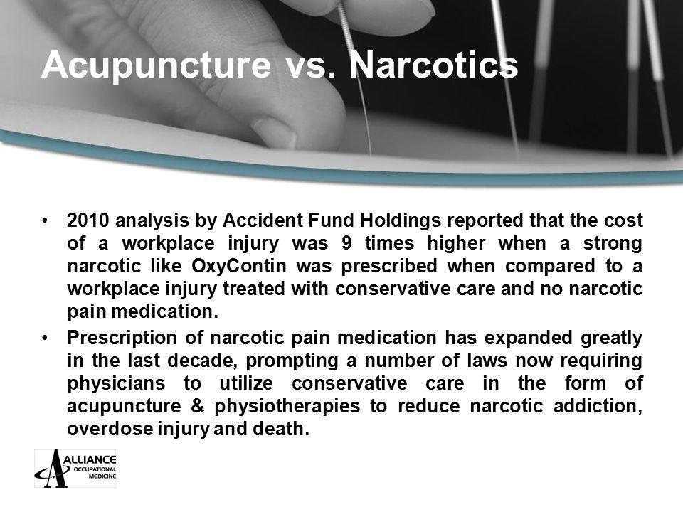 Acupuncture vs.