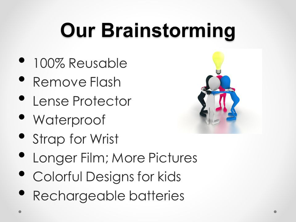 Our Brainstorming 100% Reusable Remove Flash Lense Protector Waterproof Strap for Wrist Longer Film; More Pictures Colorful Designs for kids Rechargea