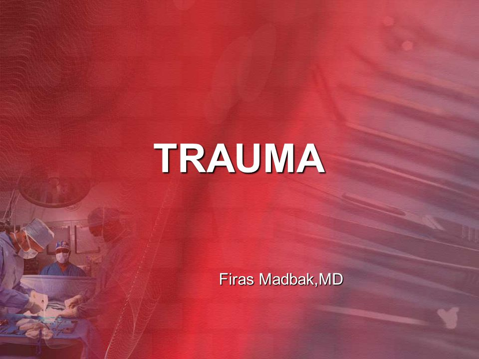 A 20-year-old male presents to the ED following a stabbing to the right lower abdomen.