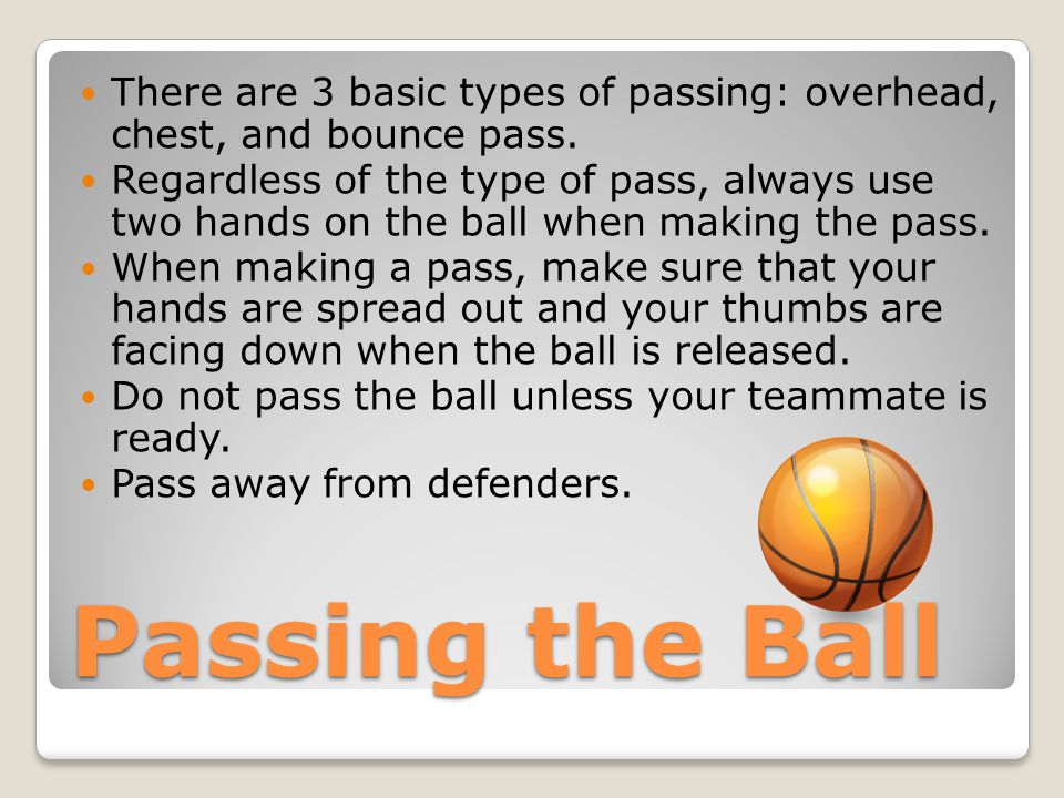 5 steps to shoot the ball Step1 Hold the basketball with your weak hand at the side of the basketball and your strong hand on the bottom and slightly off to the side.