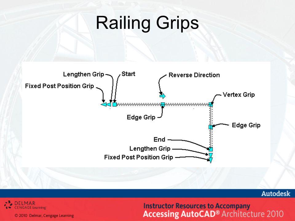 Railing Grips