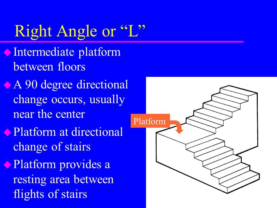 Double L u Same as L but with multiple platforms Platform