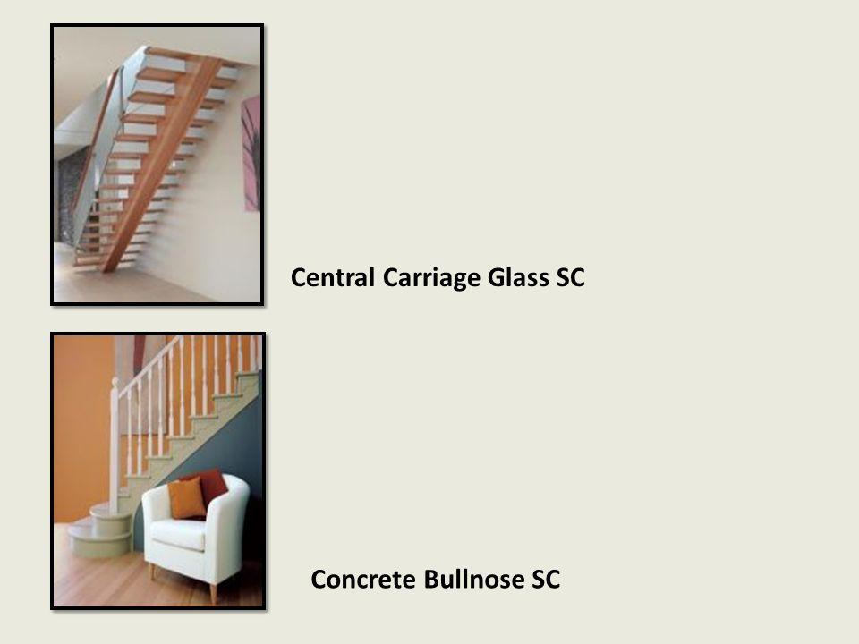 Central Carriage Glass SC Concrete Bullnose SC