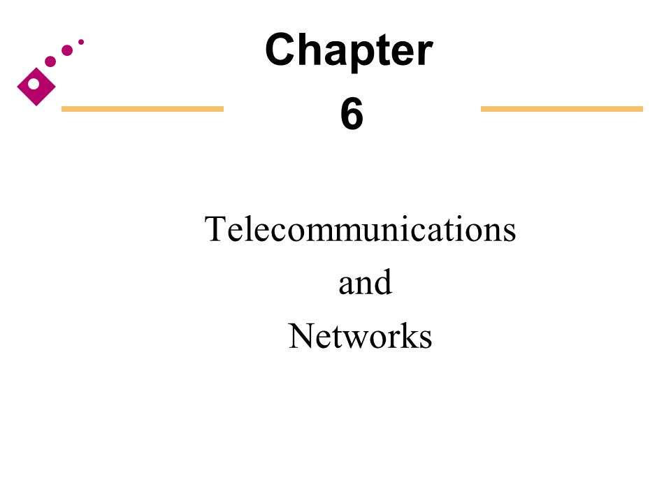 Telecommunications Applications Public network services Give PC users access to vast databases and other services, usually for an initial fee plus usage fees [Figure 6.28]