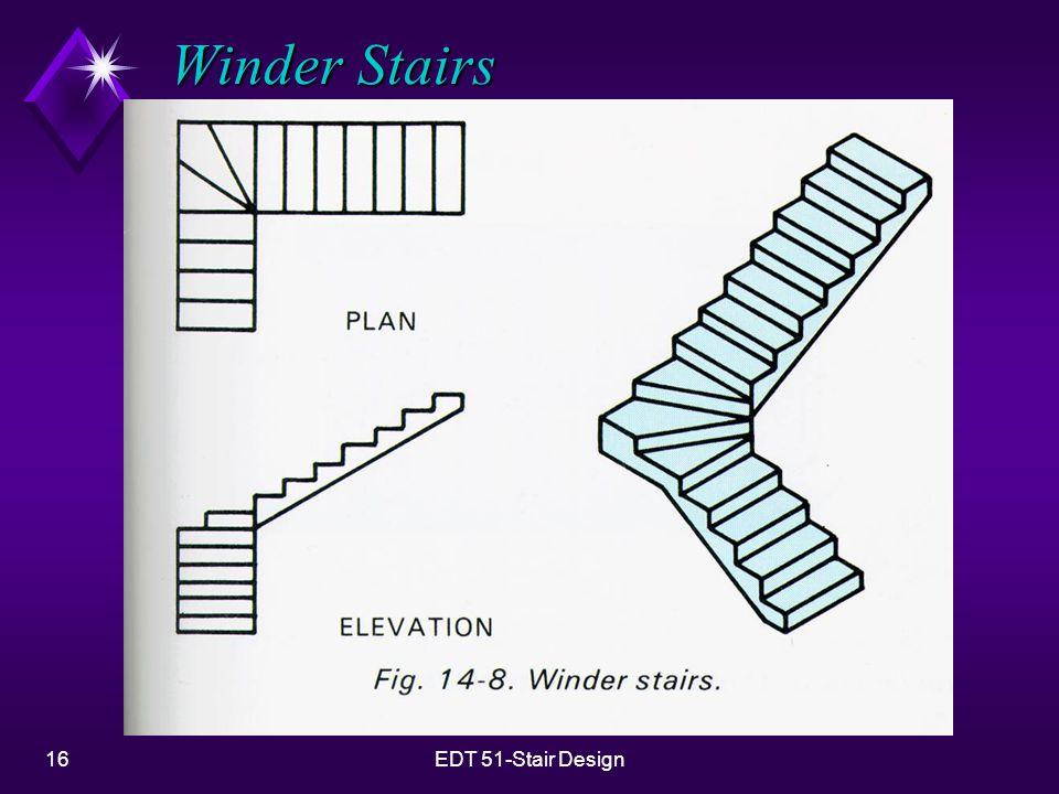 16EDT 51-Stair Design Winder Stairs
