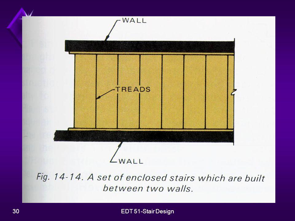30EDT 51-Stair Design