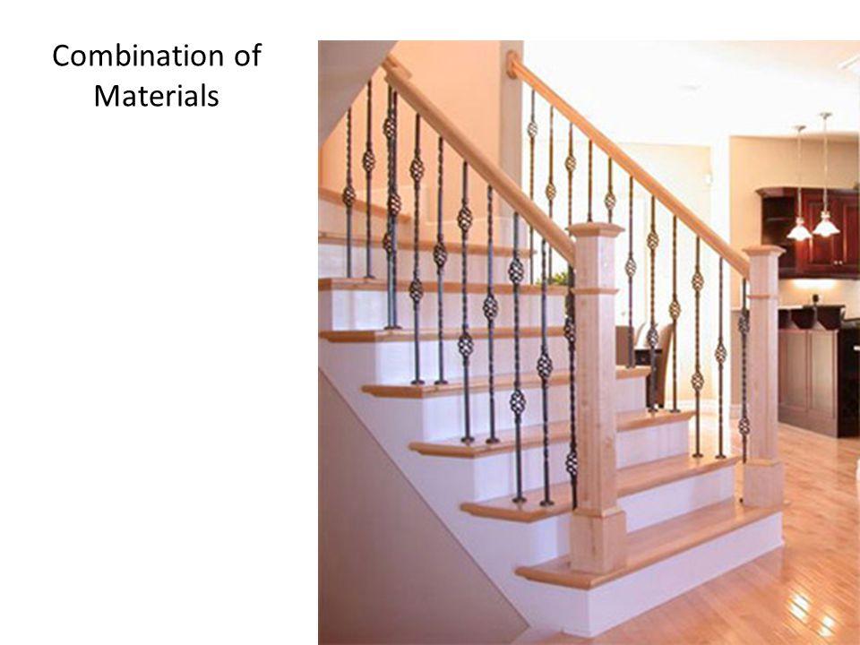 Combination of Materials
