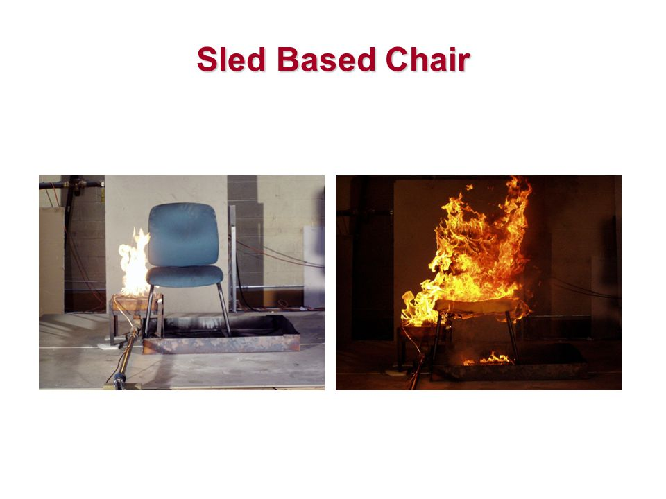 Sled Based Chair