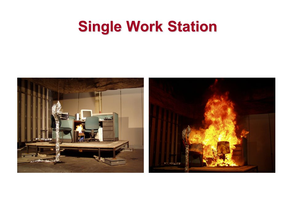 Single Work Station