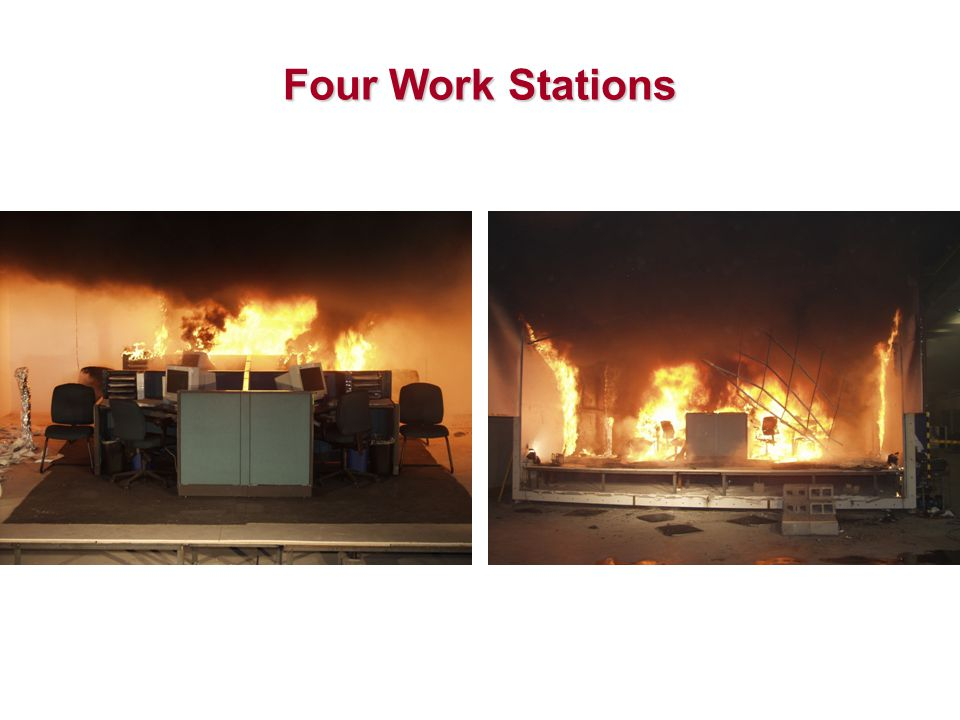 Four Work Stations