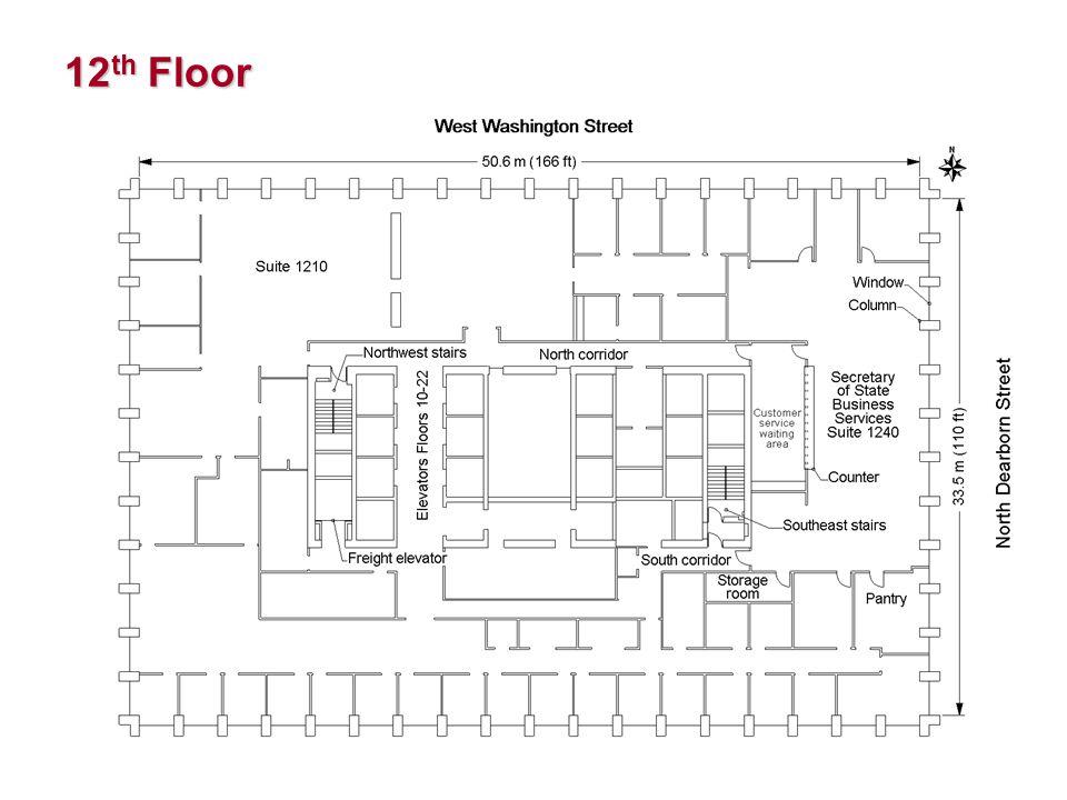 12 th Floor