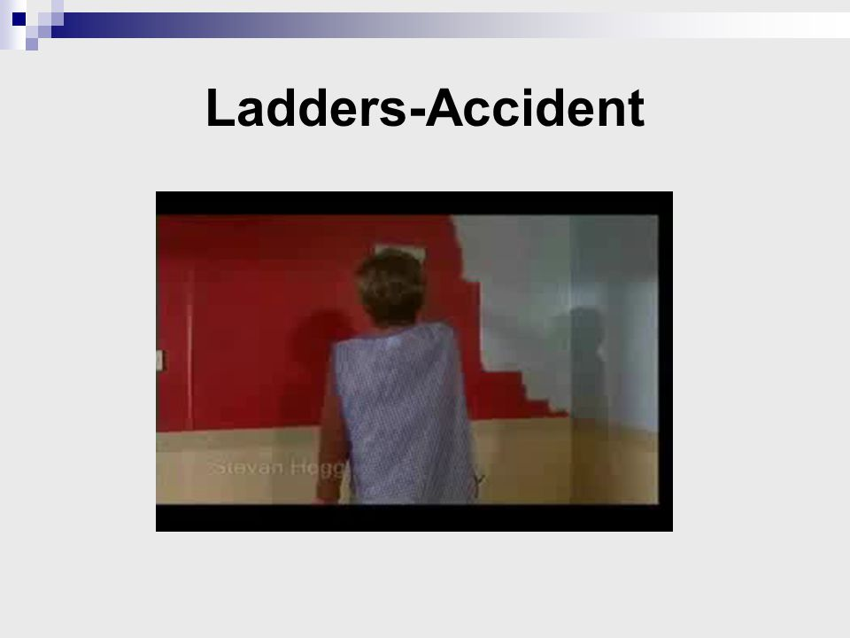 Ladders-Accident