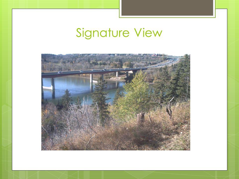 Signature View