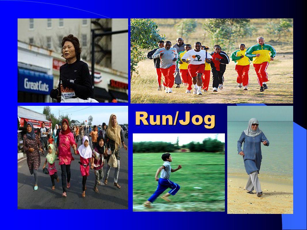 Run/Jog