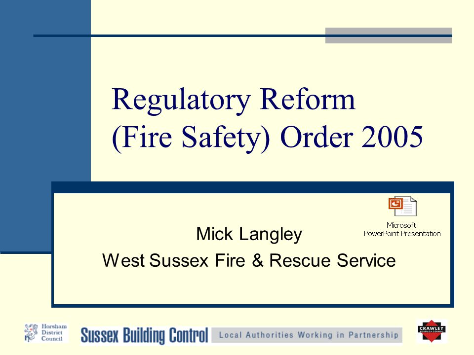 Introduction and guidance pages These have had the layout altered and information has been updated or added Floor space factors – moved to appendix c Guidance on design information required by BCB's fire plans, management regimes Water supply requirements for sprinkler systems.