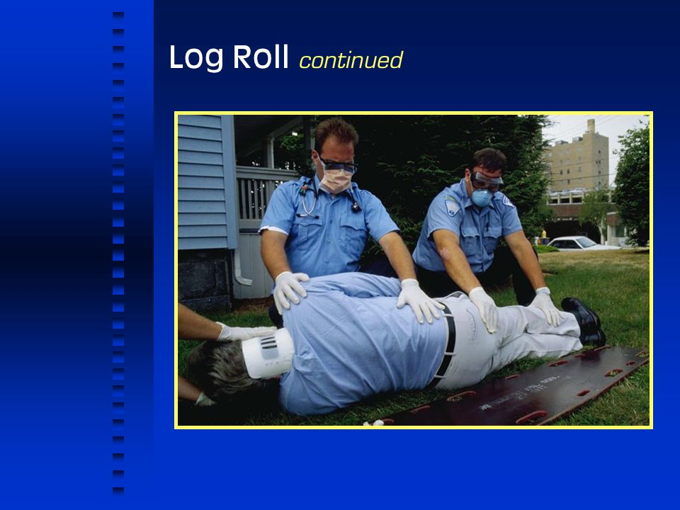 Log Roll continued