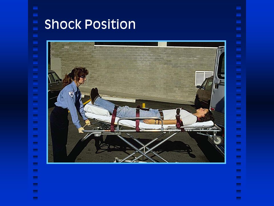 Shock Position