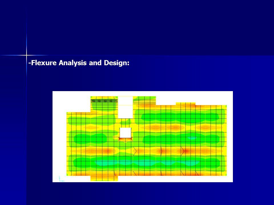 -Flexure Analysis and Design: