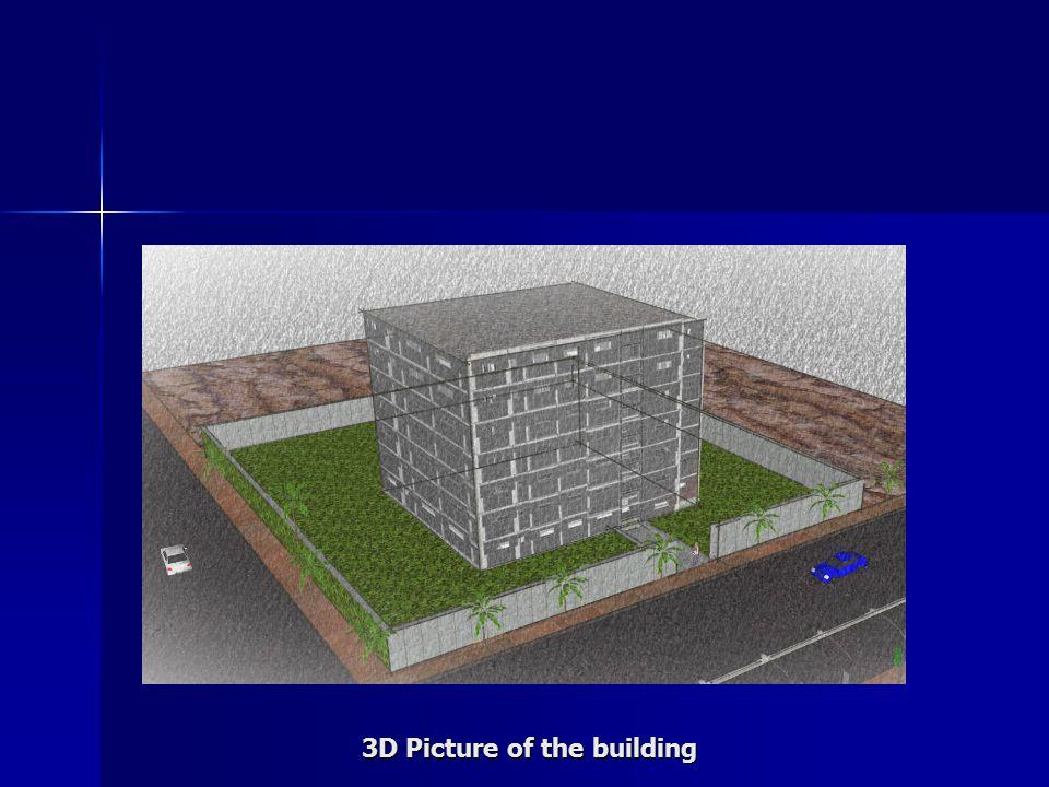 3D Picture of the building 3D Picture of the building
