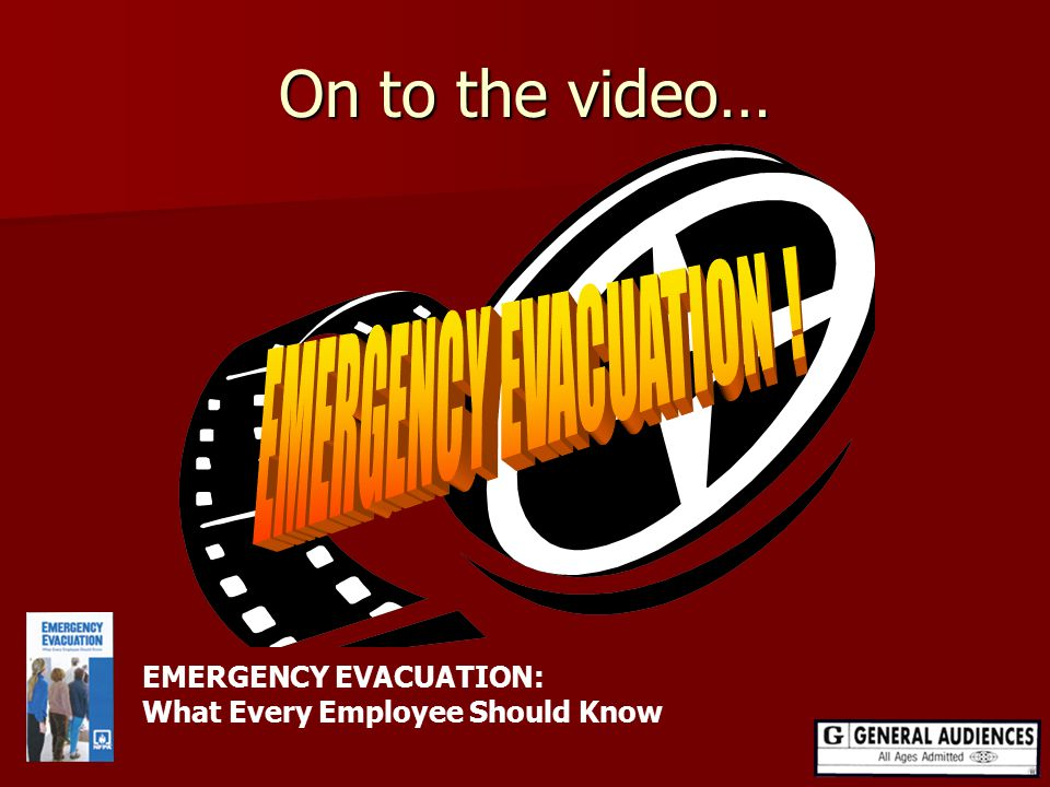 Video Review How do you survive a fire ?