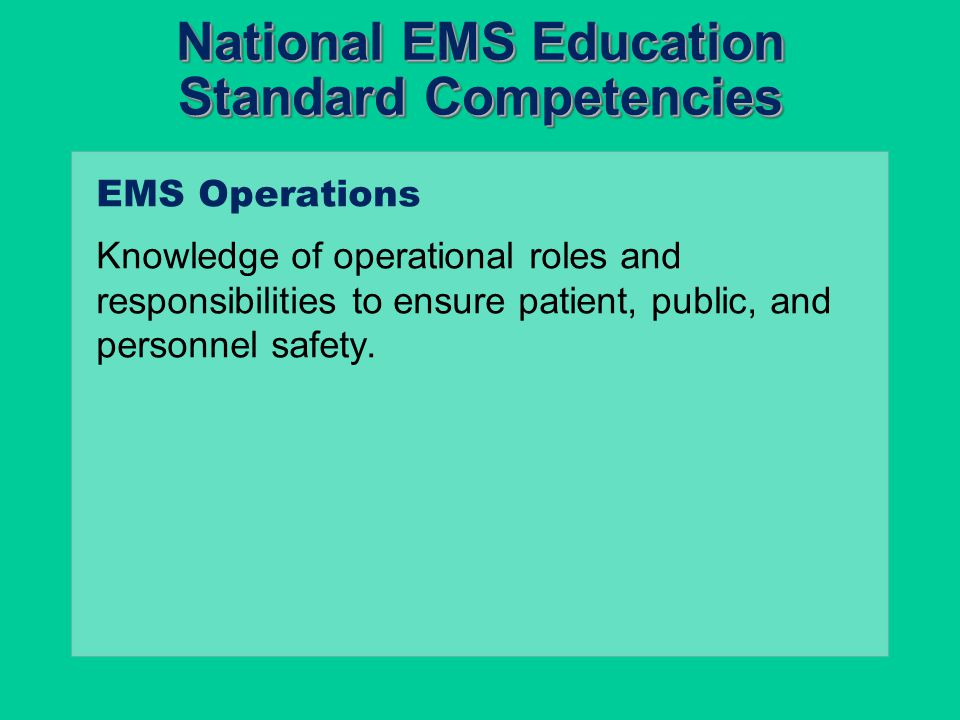 Review (1 of 2) 6.When two EMTs are lifting a patient on a long backboard, they should: A.lift the patient from the sides of the board.