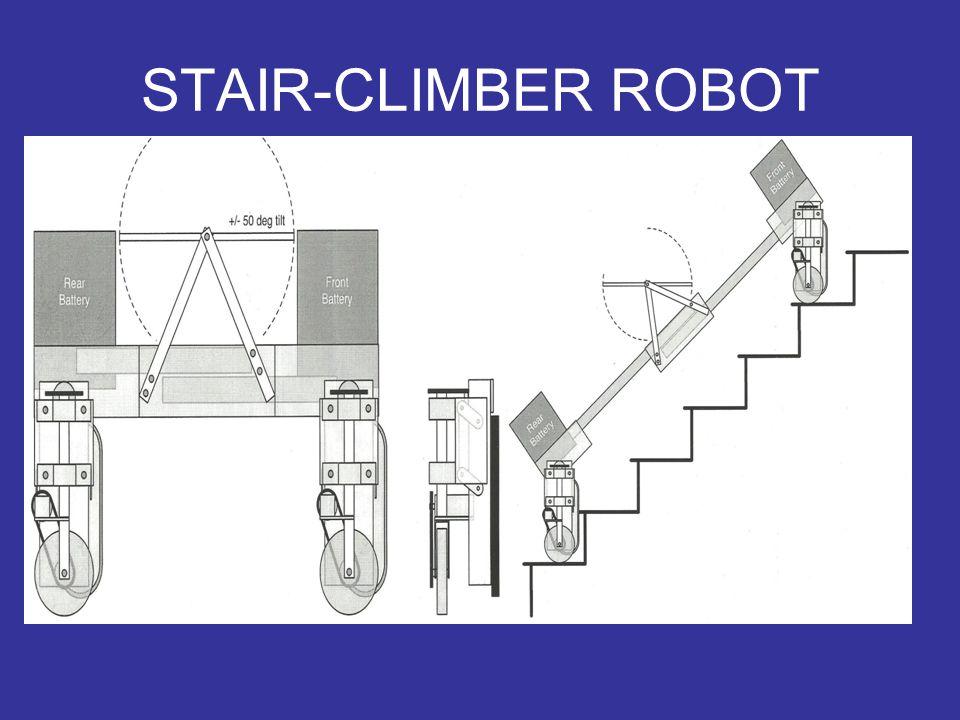 STAIR-CLIMBER ROBOT