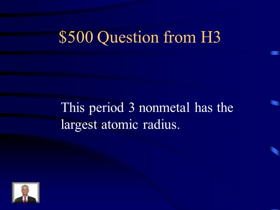 $400 Answer from H3 It decreases.