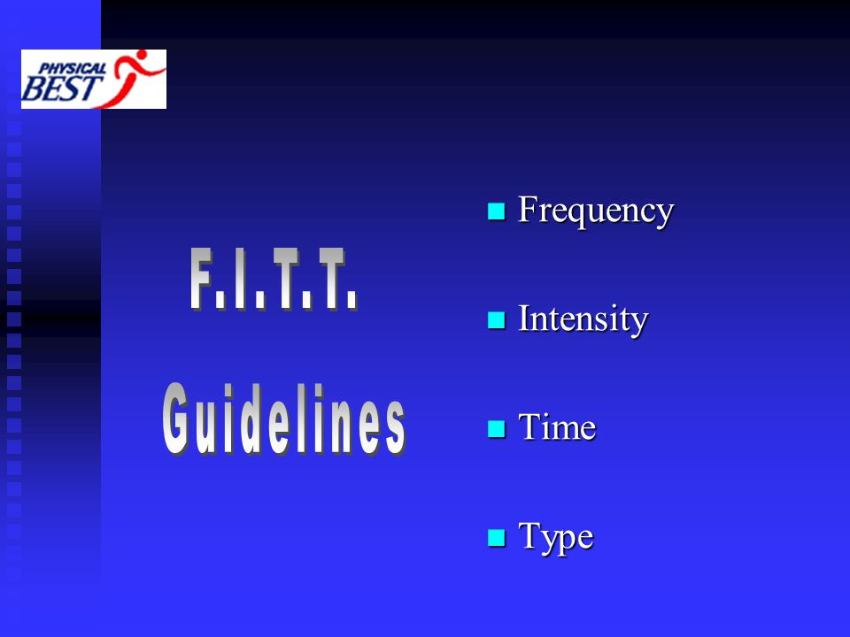 Frequency Intensity Time Type