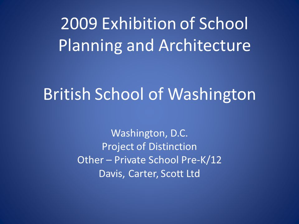 BSW Community Environment: Entering the new British School of Washington in Georgetown is an entrance into a vibrant world of learning, play, friendship and the integration of several world ethnicities.