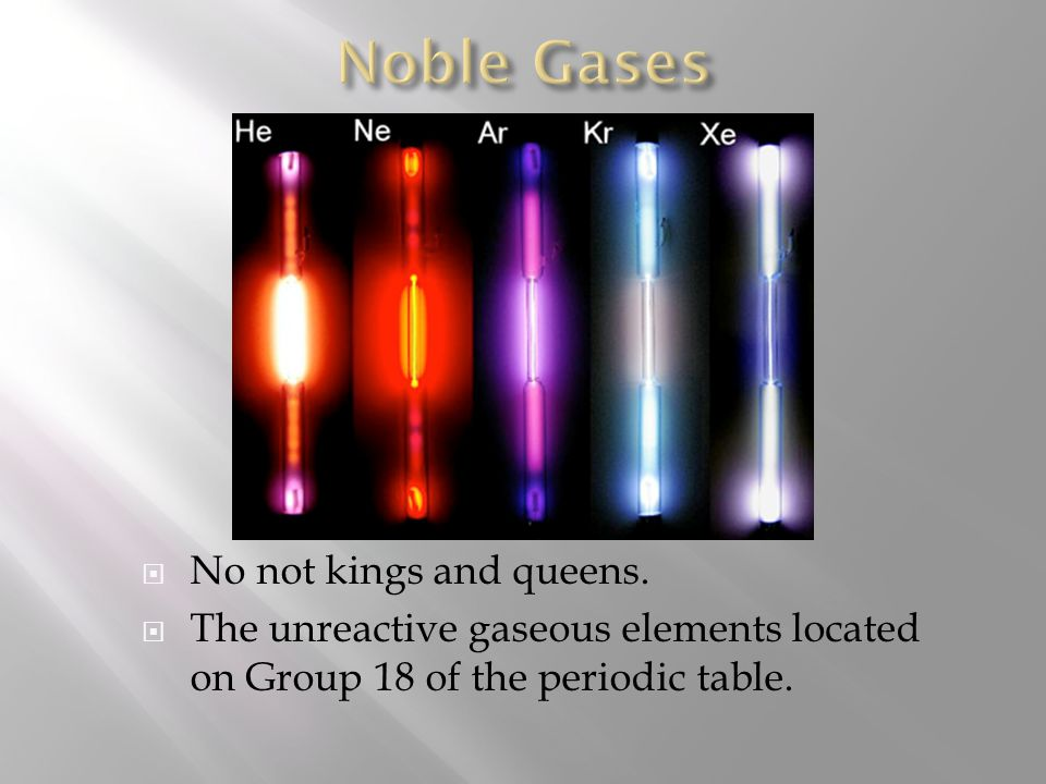  The halogens are in the second column from the right of the periodic table.