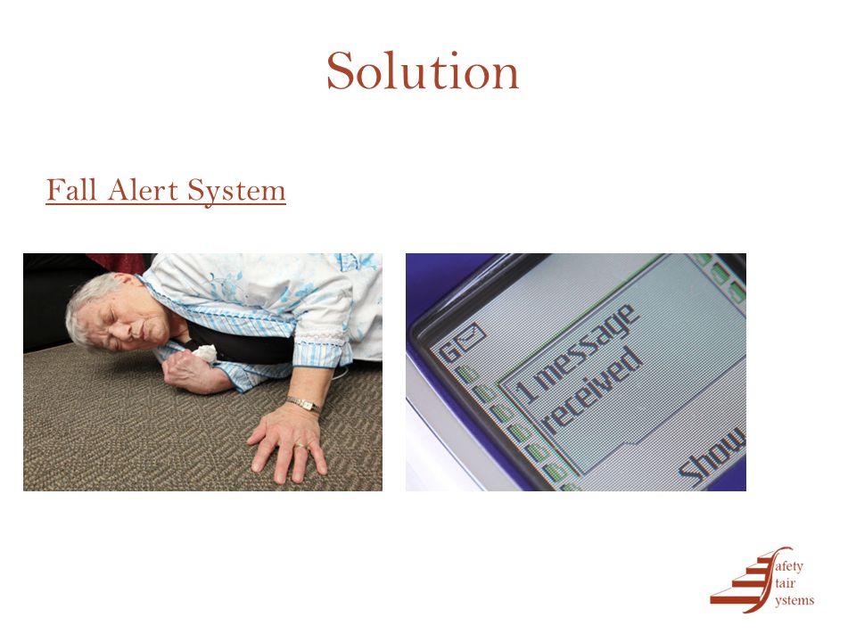 Solution Fall Alert System