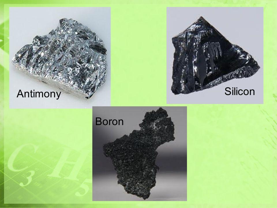 Antimony Silicon Boron