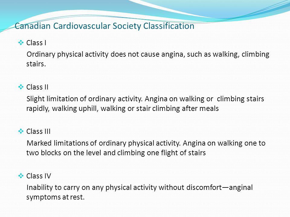 CLASSINDICATION CARDIAC STRESS IMAGING Who Are Unable to Exercise LEVEL OF EVIDENCE* I (indicated) 1.