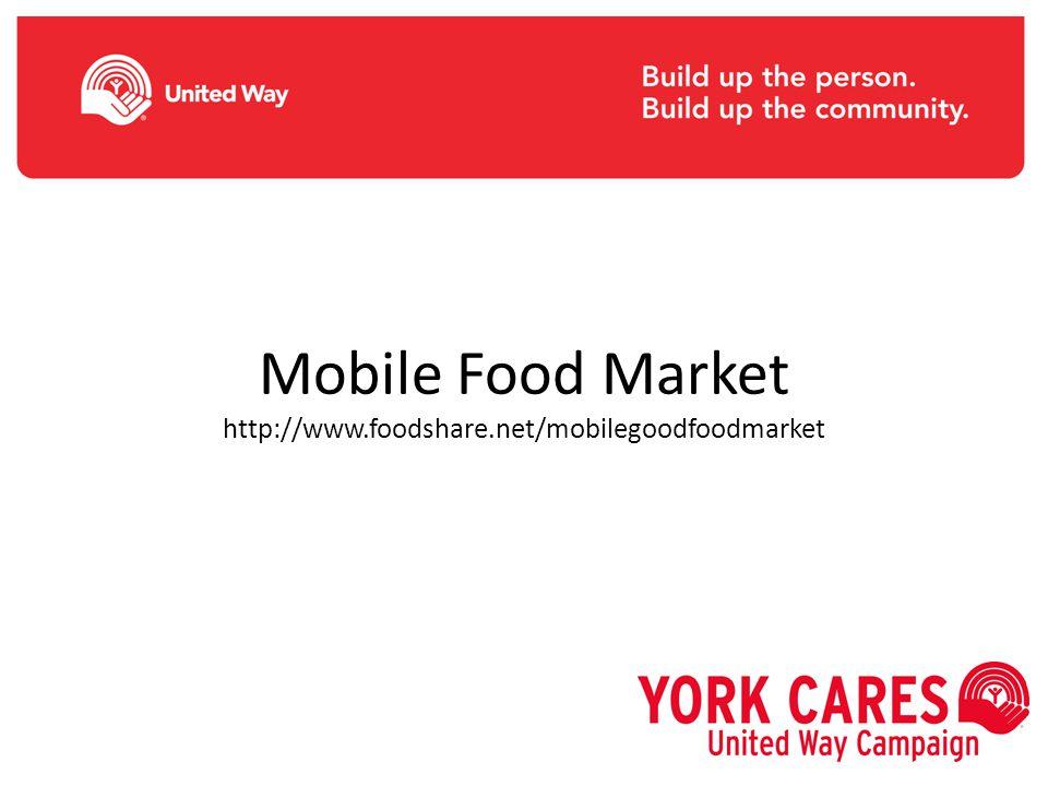 Mobile Food Market http://www.foodshare.net/mobilegoodfoodmarket