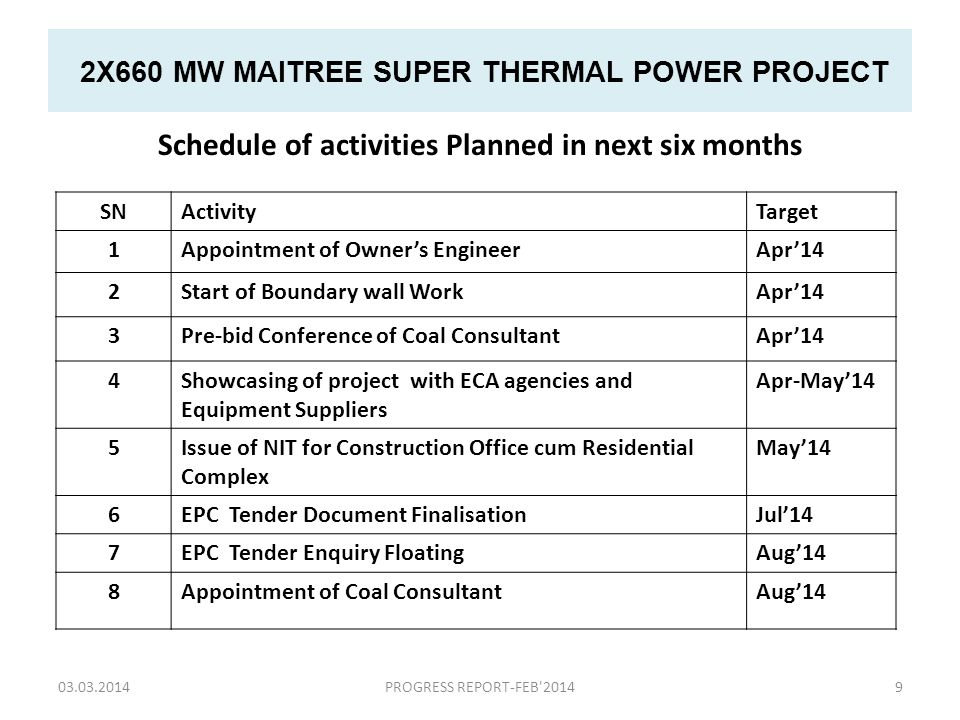 2X660 MW MAITREE SUPER THERMAL POWER PROJECT 2 no.