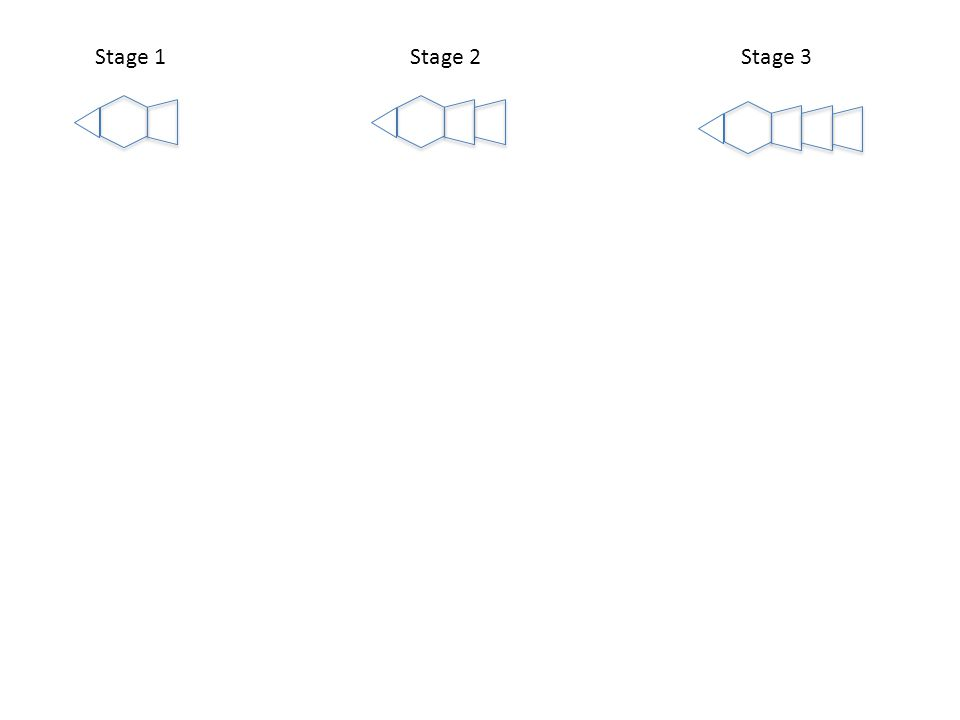 Blocks are used to build the staircases shown below (1 for the first, 3 for the second, 6 for the third, etc).