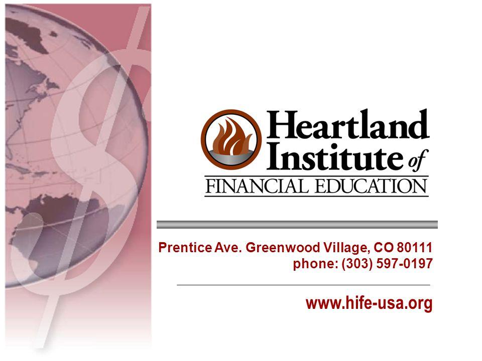Eric Fischer - CFP ®, ChFC Certified Financial Educator ® Instructor