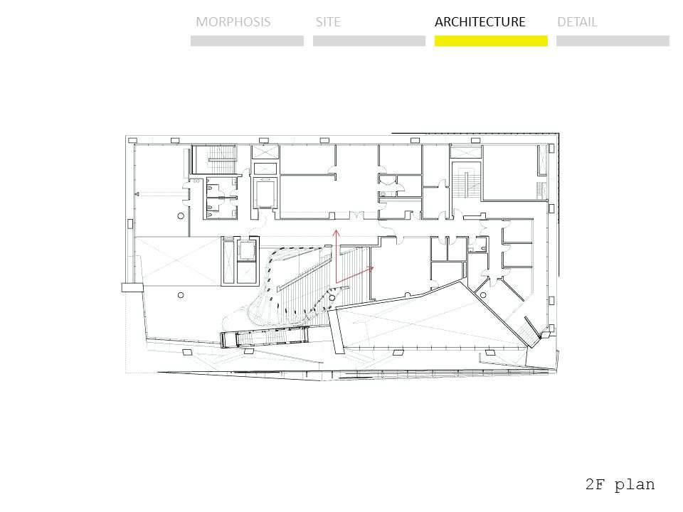 2F plan MORPHOSISSITEARCHITECTUREDETAIL